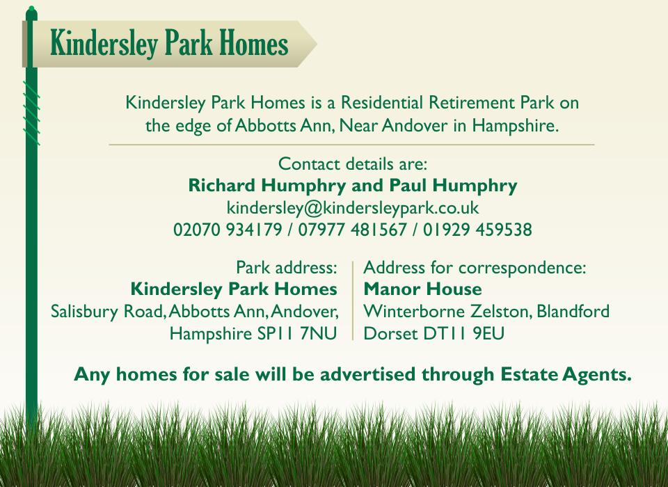 Kindersley Park Homes